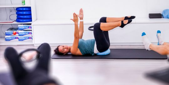 Pilates & Body Movement
